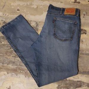 Mens 511 Levi's Jean's Size 40X32